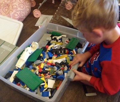 3-20-14 Brady Legos