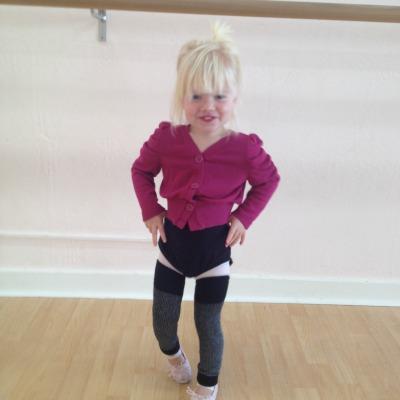 3-20-14 Rylan Ballet