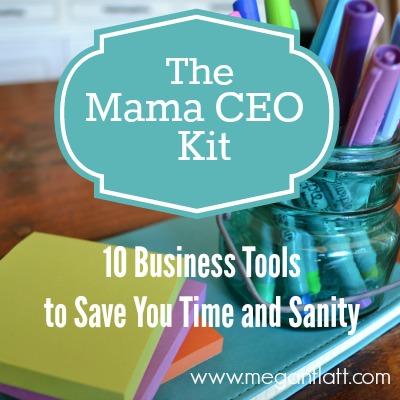 Mama CEO Kit Image